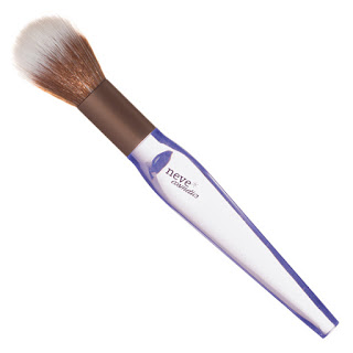 Crystal Flawless Brushes, Neve Cosmetics,Crystal diffuse