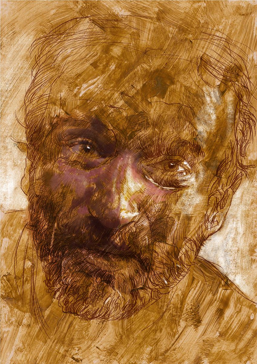 Portrait 267 Robin Williams