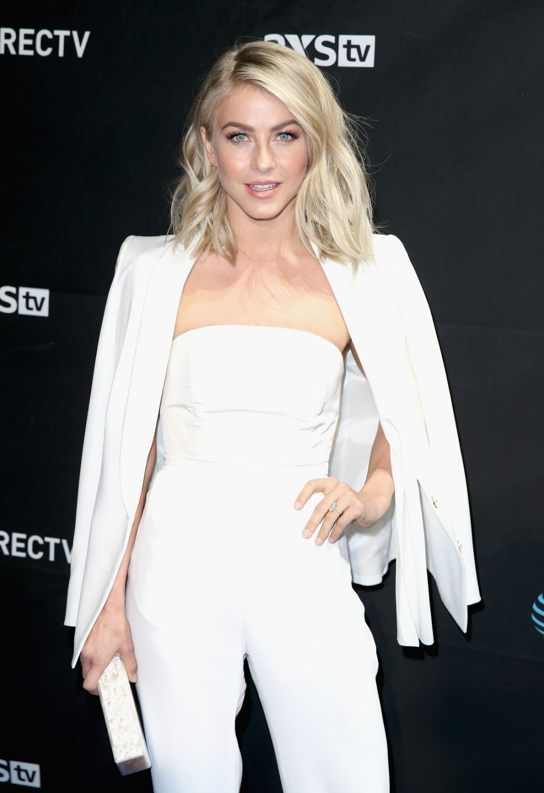 Julianne Hough Photos - DirecTv Super Saturday Night in California
