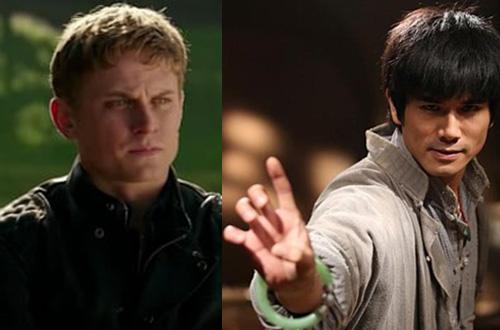 Nhân vật Steve McKee (trái) được cho là nổi bật hơn Lý Tiểu Long (phải).