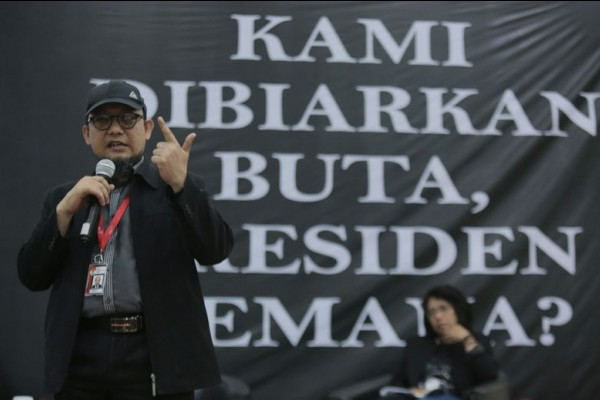 600 Hari Kasus Novel, Orang KPK Sebut Jokowi Ogah Bongkar Pelakunya