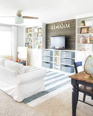 Tips Ruang Keluarga Nyaman dan Hangat