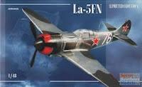 Eduard Lavochkin La-5 1/48.