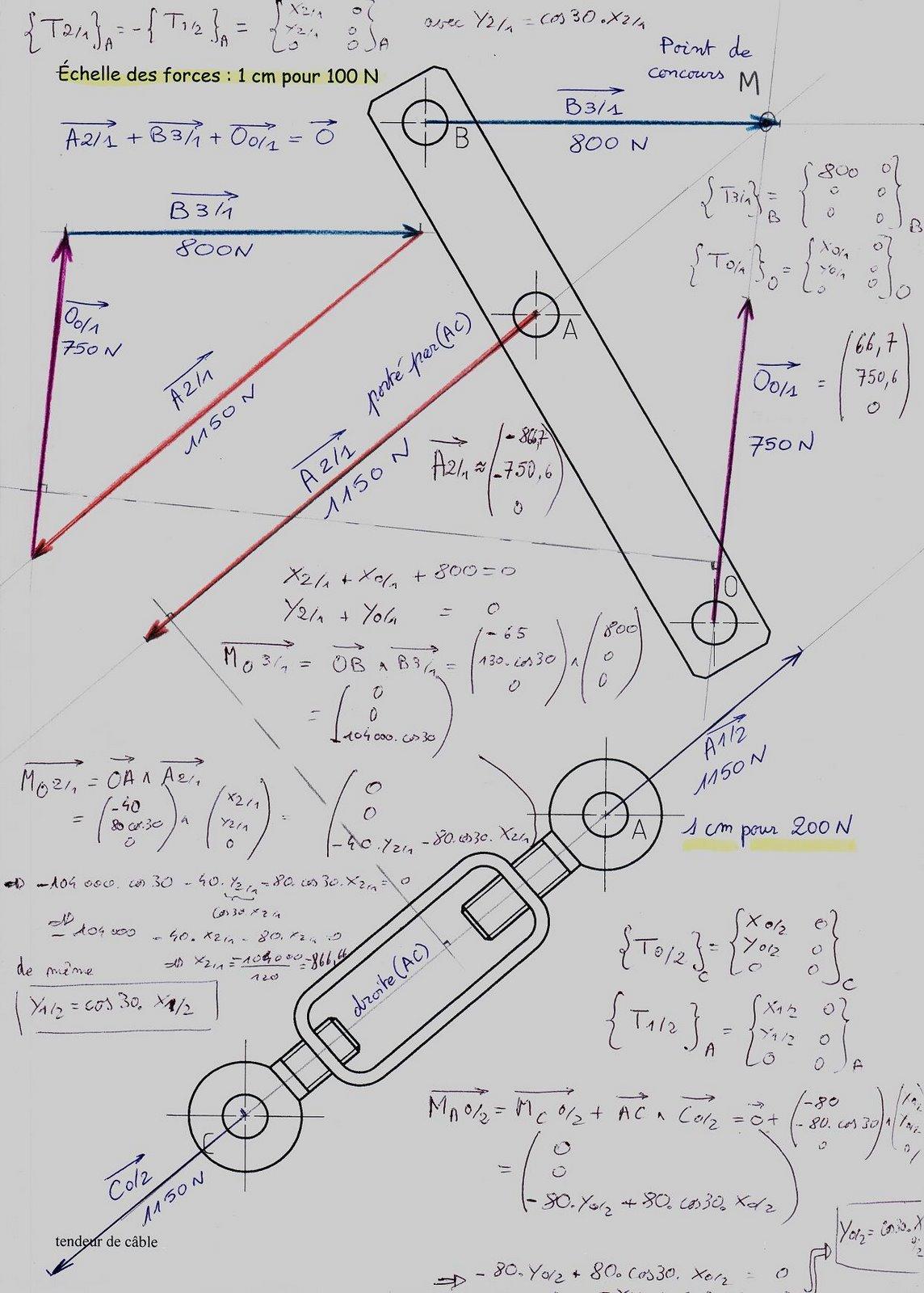 Télécharger exercices corrigés statique pfs PDF | graphe ...