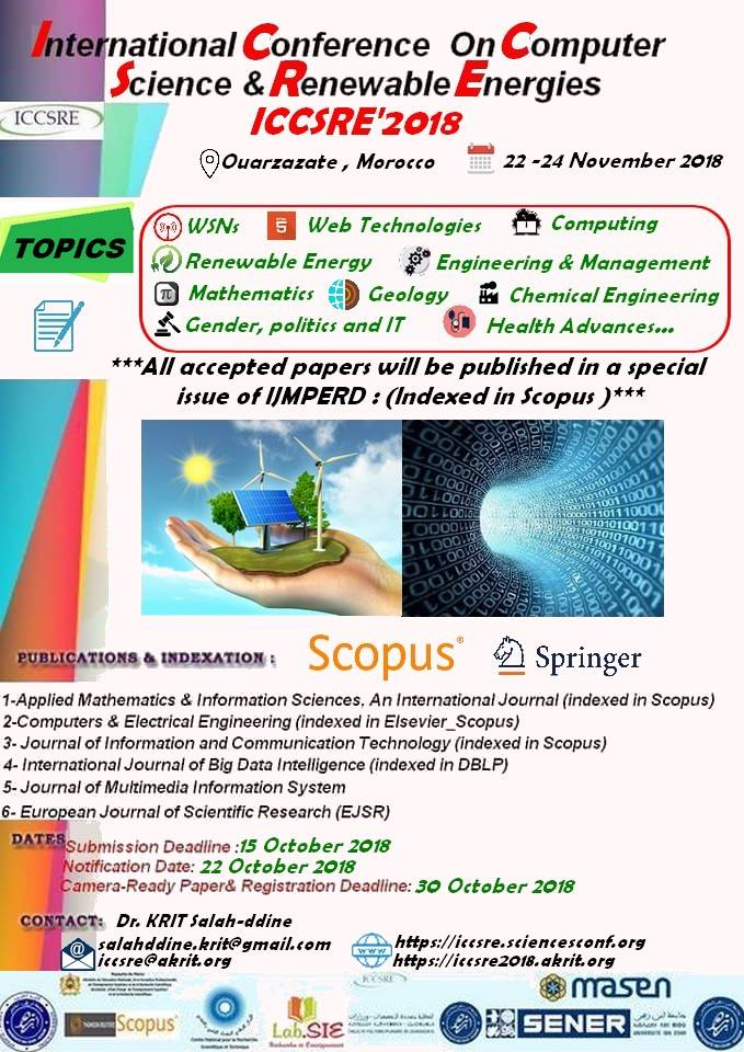 Scopus Indexed Conferences