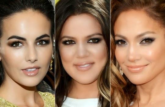 lipstik warna netral yang digunakan para selebriti