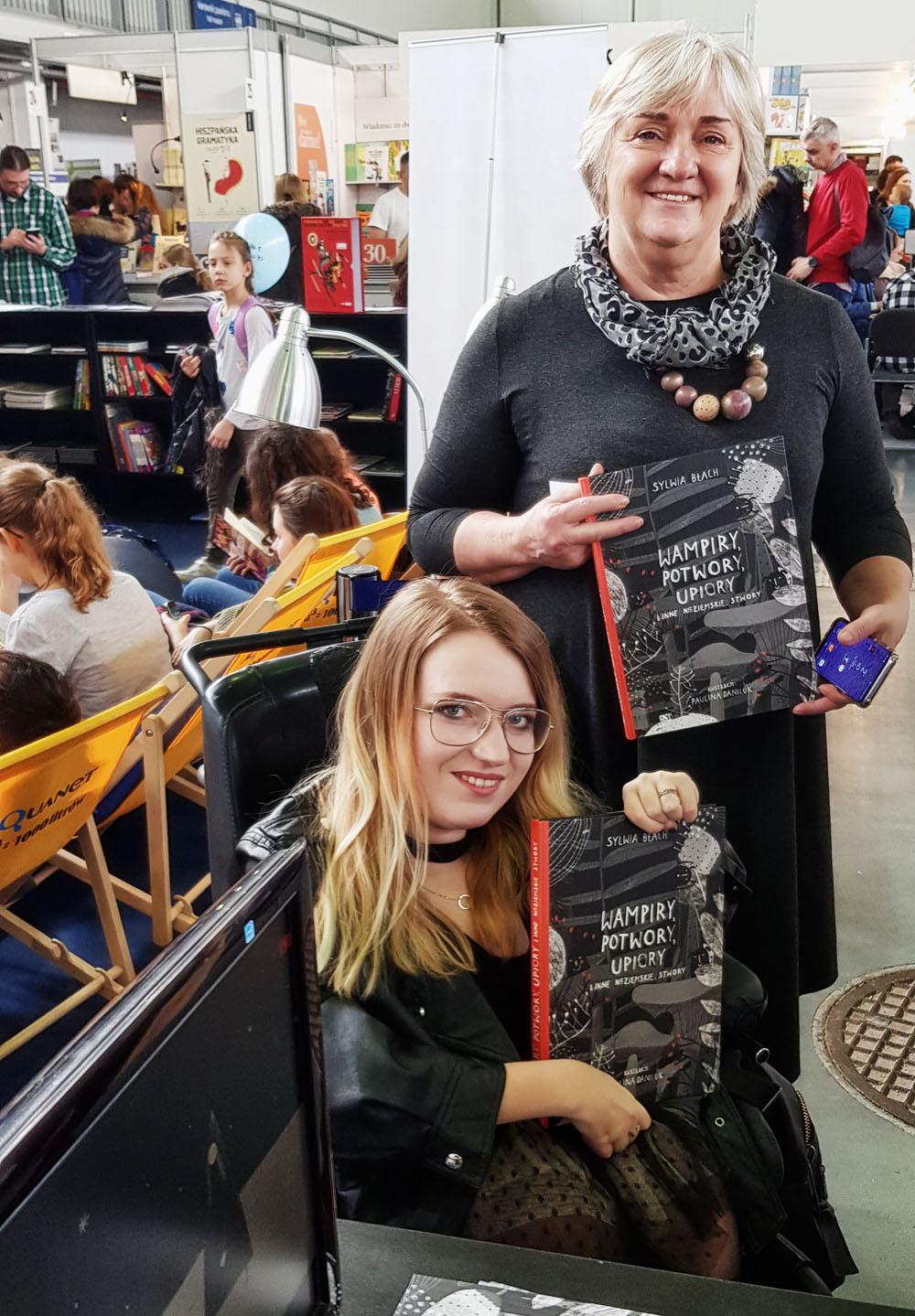książka o potworach dla dzieci