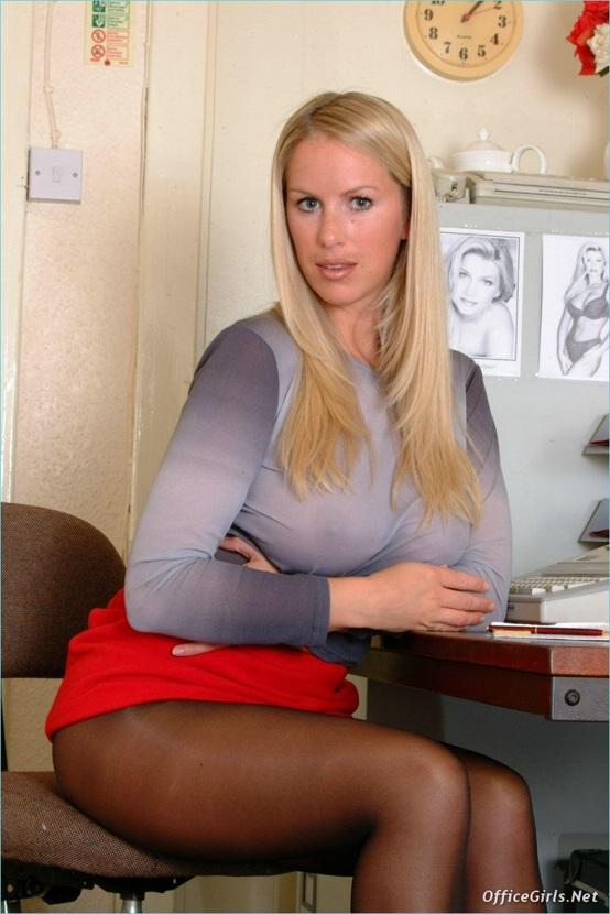 Adele Stephens Sexy Secretary 8