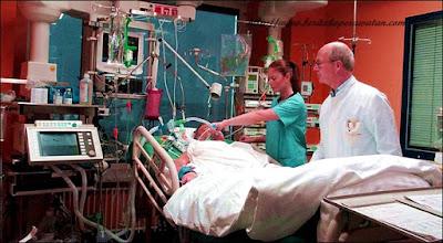 Penanganan Untuk Pasien Koma atau tidak sadar