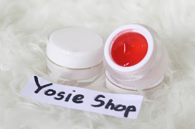 Arbutin Kojic Jelly Whitening Merah