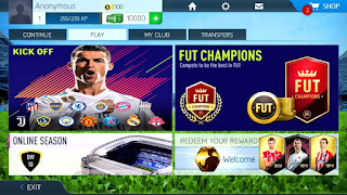 FIFA 16 MOD FIFA 18 Android Online 1.3 GB Best Graphics Real Faces