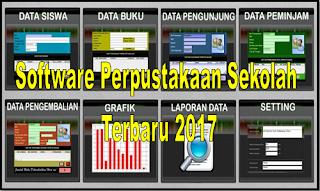 Software Perpustakaan Sekolah Terbaru 2017