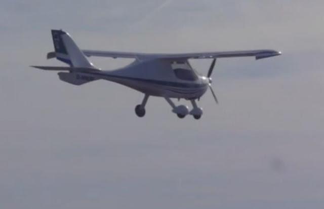 Εξαφάνιση αεροσκάφους που απογειώθηκε από την Αλεξανδρούπολη - Εντοπίστηκαν συντρίμμια!