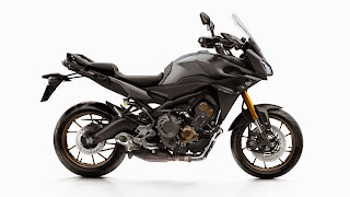 Imagen de la Yamaha MT 09 Tracer 2015