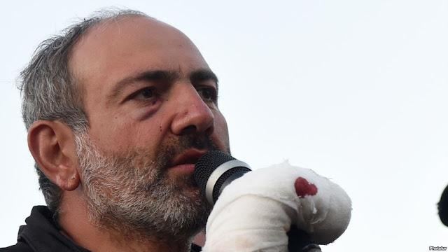 Pashinyan descartó cambios en la política exterior de Armenia