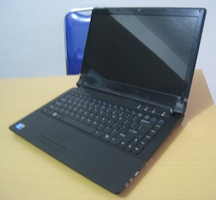 laptop second malang wearnes ci-1411