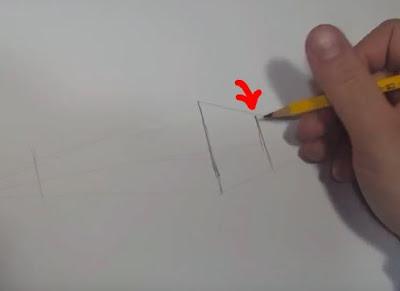 tutorial per abbozzare una casa