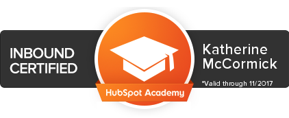 Marketing certification