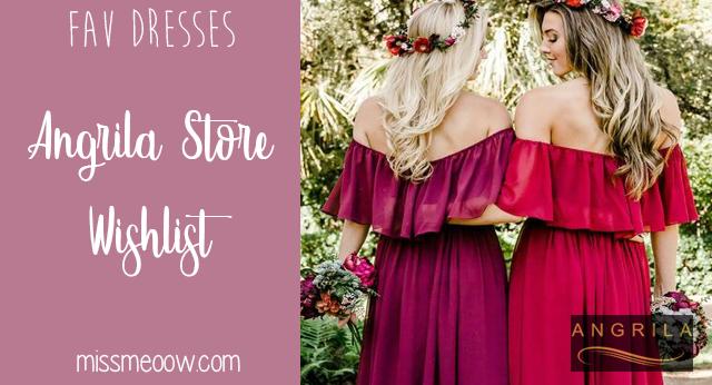 Angrila | Prom Dresses Favs