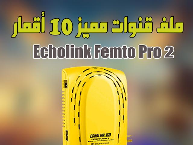 ECHOLINK FEMTO PRO2