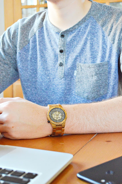 Jord Dover Koa & Black Watch