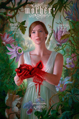 madre! - Darren Aronofsky - Poster - Jennifer Lawrence