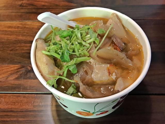陶園居素食~麻辣臭豆腐