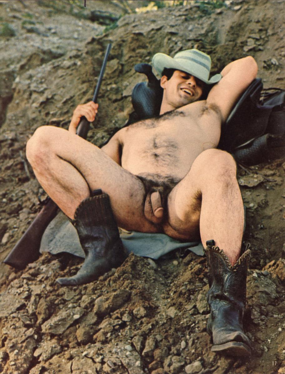 Vintage Naked Boys