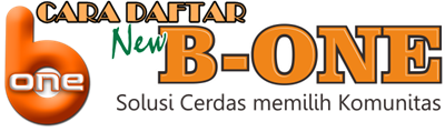 B-One BOS Community Indosat Ooredoo Cara Daftar B-One System