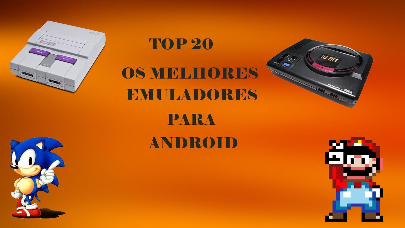 baixar emuladores para android gratis