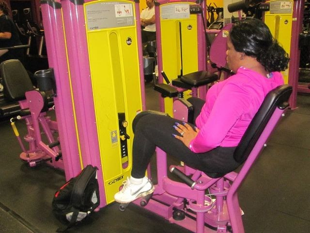 Persistence Motivation Amp Perseverance Patricia Mckinney At Planet Fitness