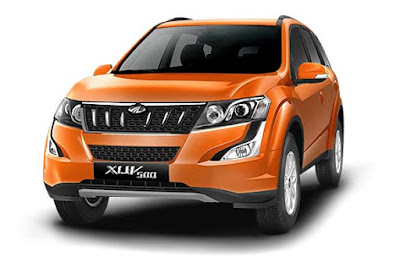 New Mahindra XUV 500 Hd Wallpaper