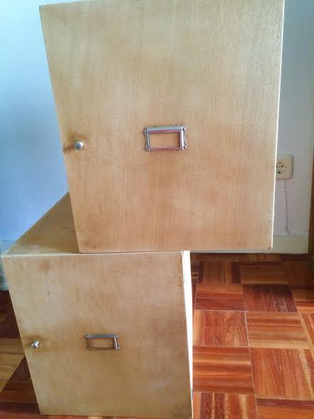 Restauracion y decoracion de madera archivadores - Archivadores de madera ...