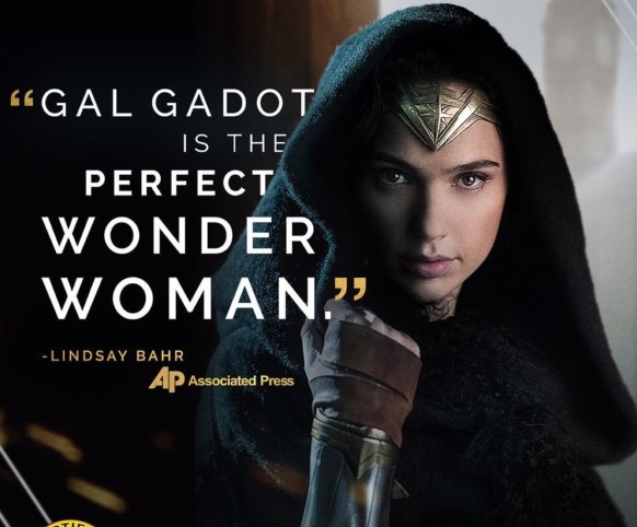 wonder woman highest grossing movie in the world