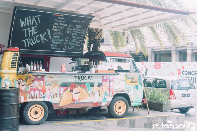 Best of Bali What The Truck Seminyak