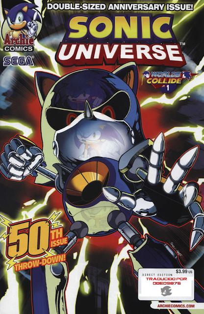 Comic de Sonic Traduccido [Universe] [Archie] - Página 2 01