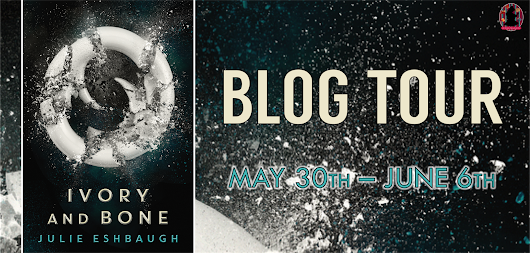 Blog Tour Review & Giveaway ~ Ivory and Bone by Julie Eshbaugh         |          Anatea's Bookshelf