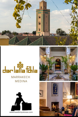 Low cost riad in Marrakech