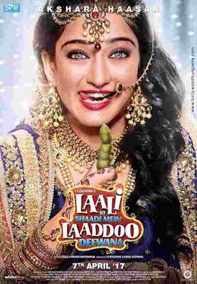Laali Ki Shaadi Mein Laaddoo Deewana Movie Wiki 2017 | Laali Ki Shaadi Mein Laaddoo Deewana Review, Story, Casting | Manish Harishankar, Manish Harishankar, Akshara Haasan