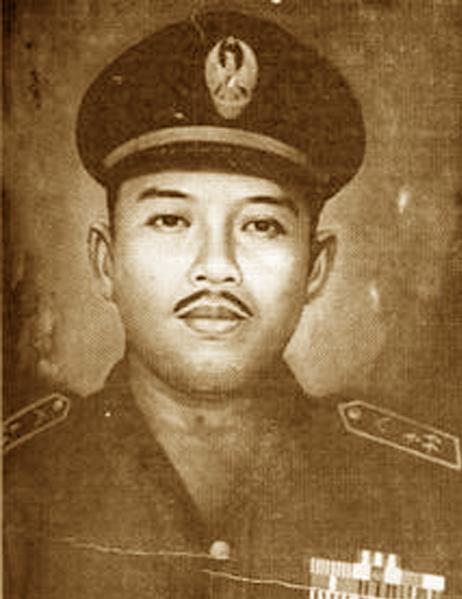 Foto Kolonel Katamso Dharmokusumo
