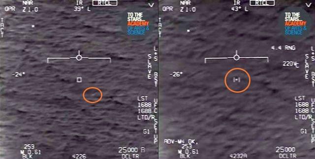 Risultati immagini per UFO, Go fast, Us navy