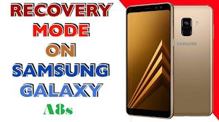 Cara Masuk Recovery Mode pada Samsung Galaxy A8s