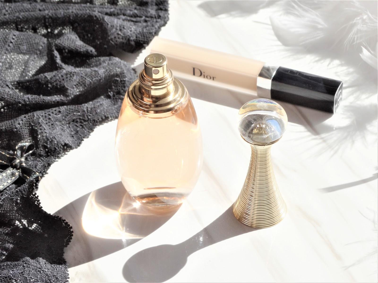 Jadore In Joy De Dior Déclaration Damour à La Vie Ambiance Et