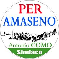 """Elezioni Comunali 2013, il Programma della lista """"Per Amaseno"""" , candidato sindaco Antonio Como"""