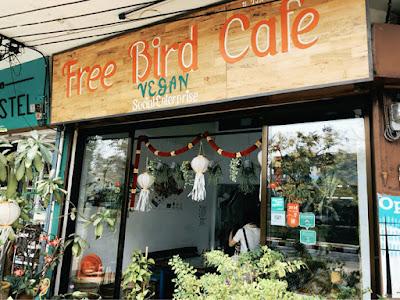 Free Bird Cafe フリーバードカフェ