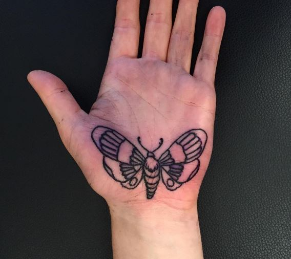 50 Simple Hand Palm Tattoos Designs And Ideas 2019 Page 4 Of 5