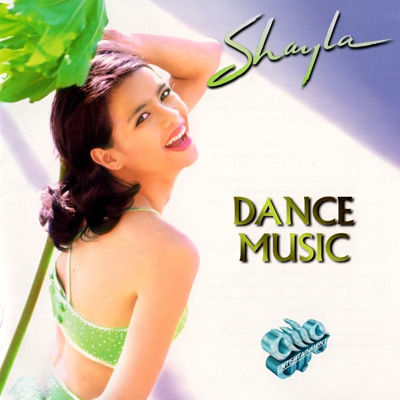AsiaCD092 - Shayla - Dance Music (NRG) + bìa scan mới