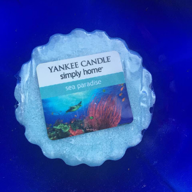 yankee candle sea paradise