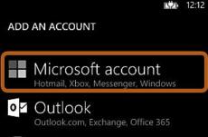 memperbaiki Windows Phone error code 805a8011