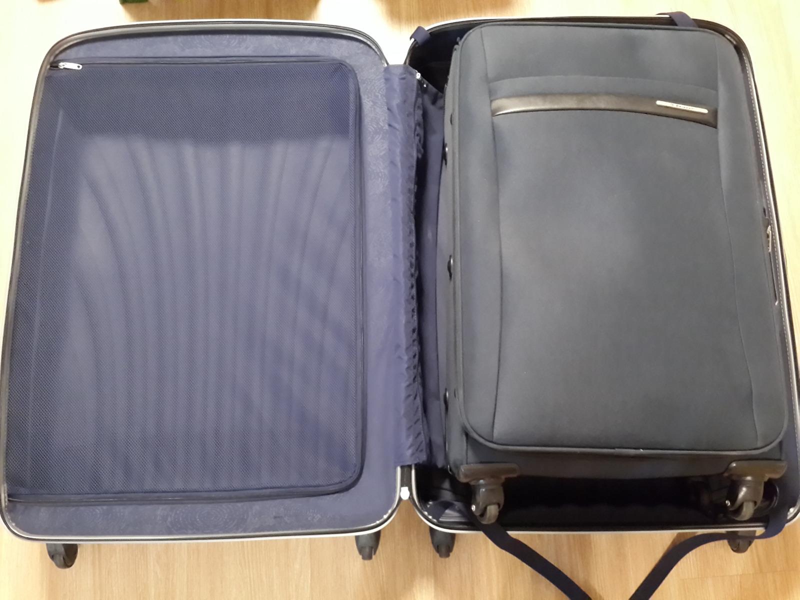 Joey的奮鬥 Samsonite 貝殼箱 Cosmolite 行李箱的感想與一些資料整理